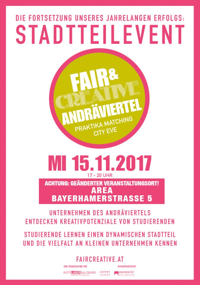 fair & creative flyer andräviertel NEU